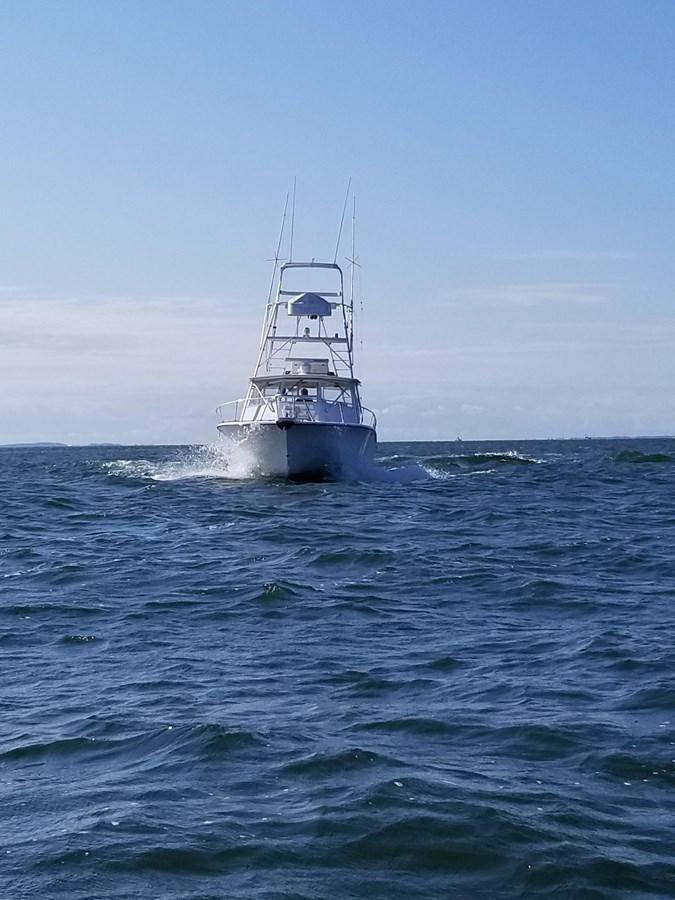 20190825_092303 2002 JERSEY Canyon Express Sport Fisherman 2816175