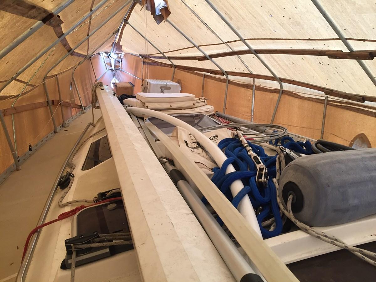IMG_1289 1993 FREEDOM YACHTS  Cruising Sailboat 2821757