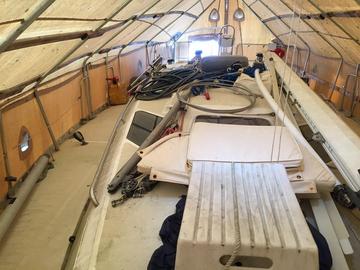 IMG_1290 1993 FREEDOM YACHTS  Cruising Sailboat 2821758