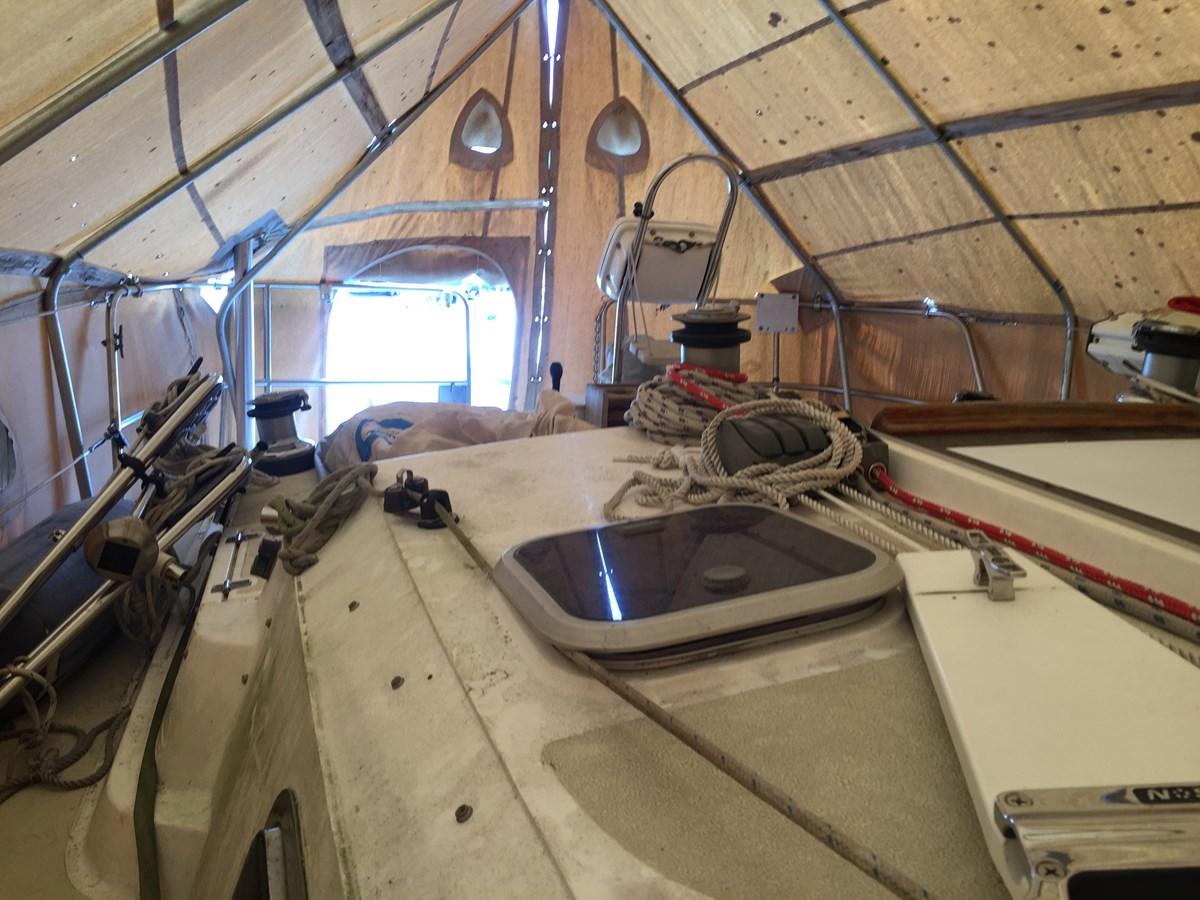 IMG_1291 1993 FREEDOM YACHTS  Cruising Sailboat 2821759