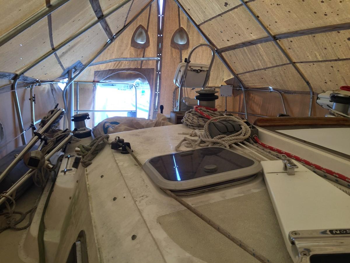 IMG_1292 1993 FREEDOM YACHTS  Cruising Sailboat 2821760
