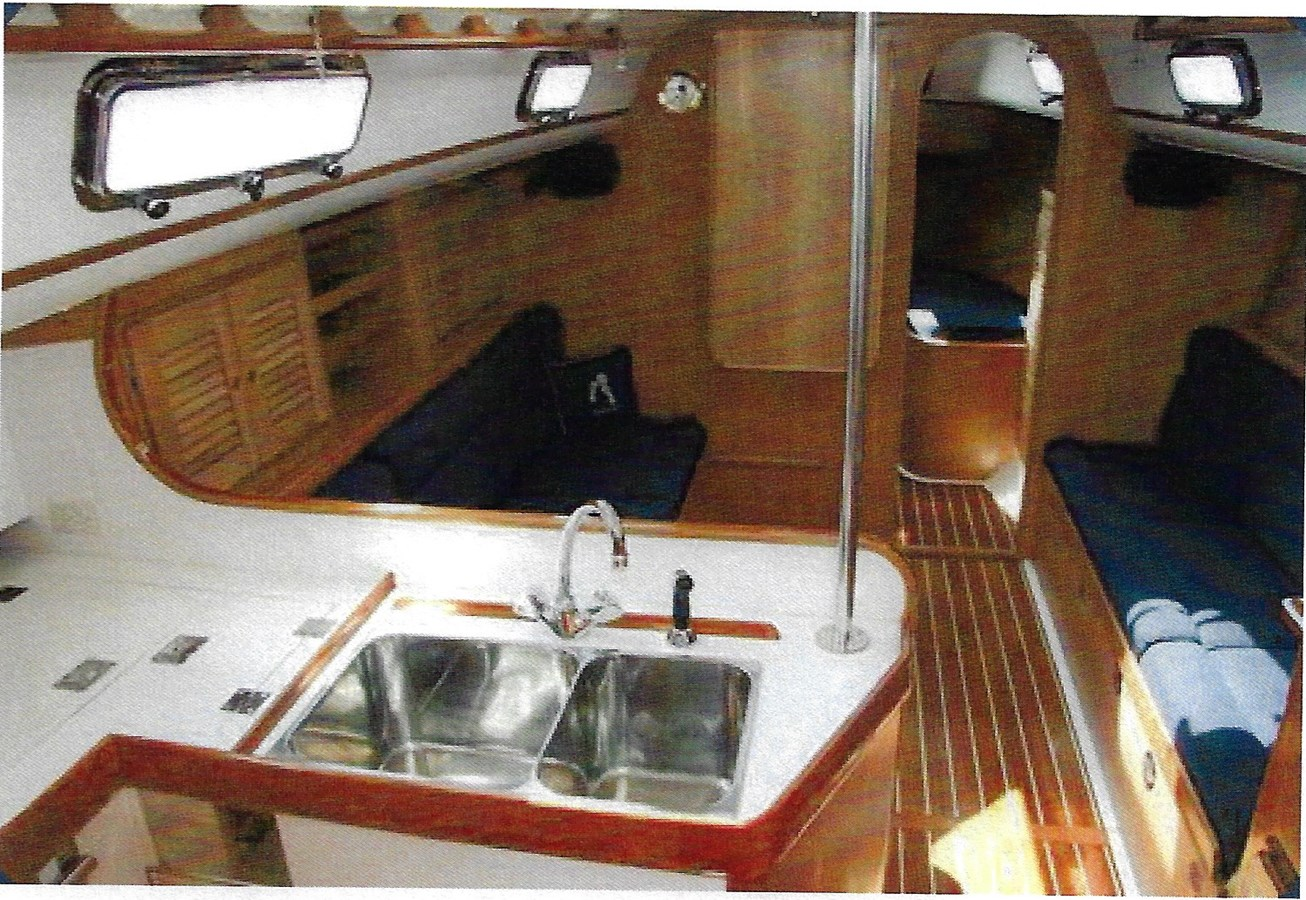 Galley 1993 FREEDOM YACHTS  Cruising Sailboat 2846852