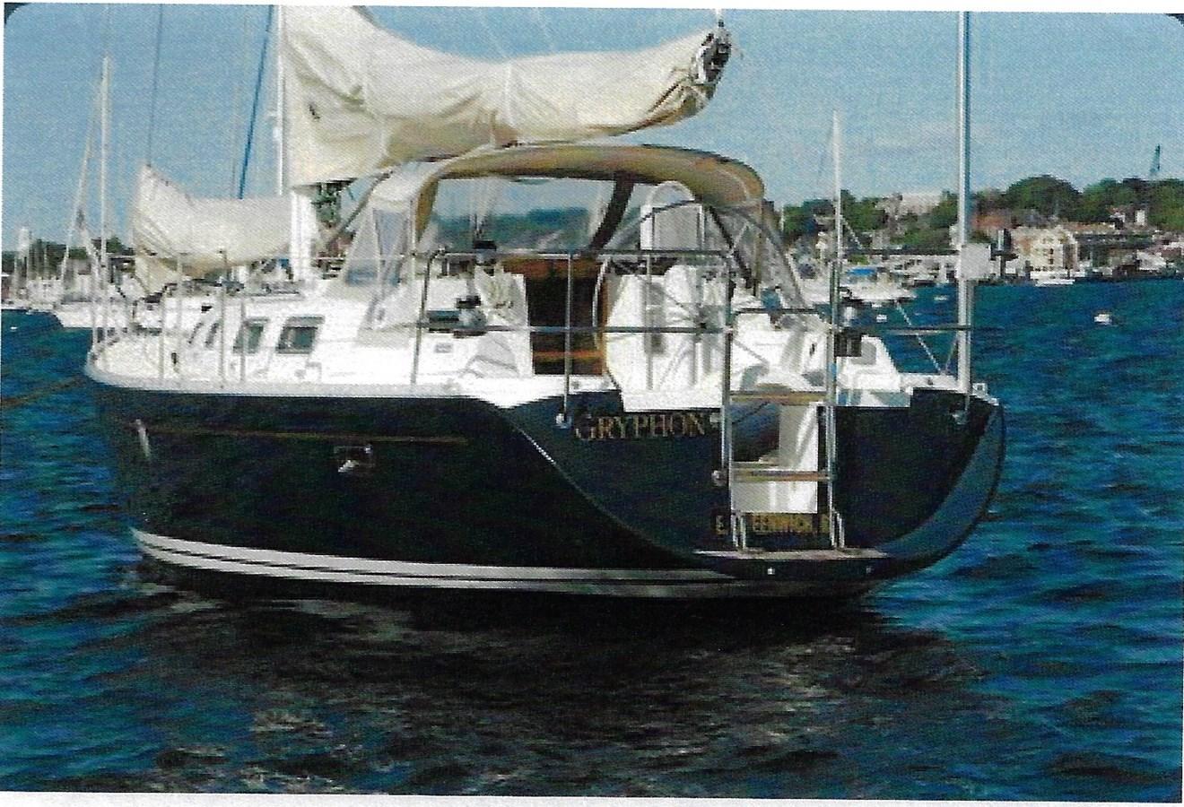 InWater1 1993 FREEDOM YACHTS  Cruising Sailboat 2846855