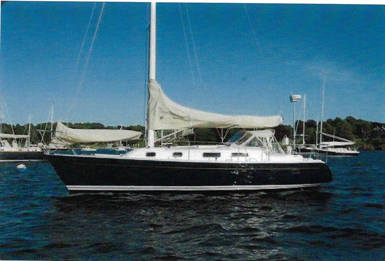 InWater2 1993 FREEDOM YACHTS  Cruising Sailboat 2846858