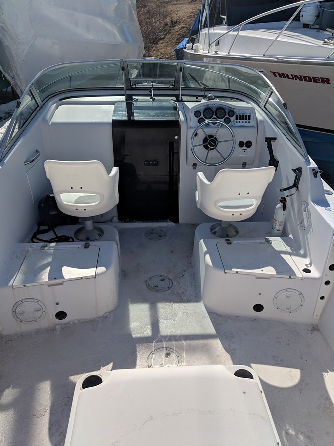 IMG_20190314_144100 1993 Pro Line 220 Cuddy Cabin Runabout 2816988
