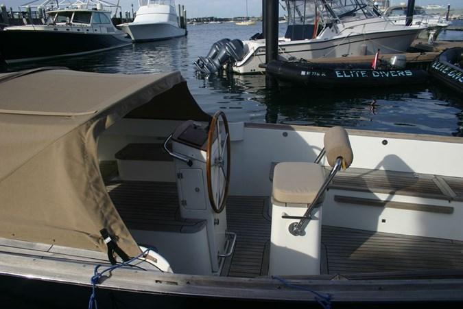 admirals-tender-classic-28-11 2009 CUSTOM Admirals Tender Classic 28 Motor Yacht 2816975