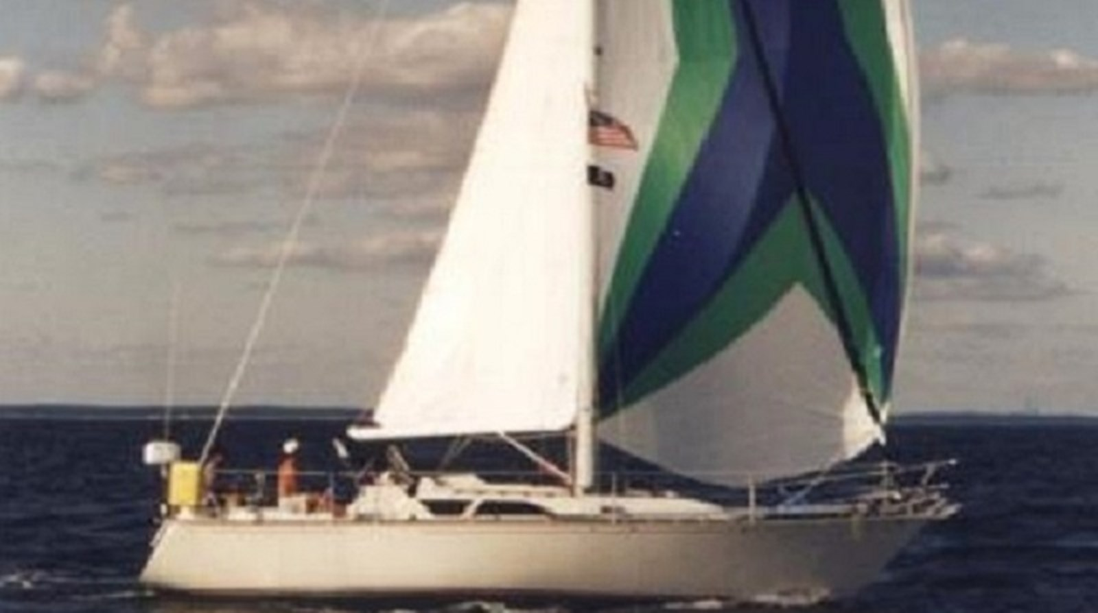 TAZ Sailing 1 1987 C & C Yachts Mark III Cruising Sailboat 2821879