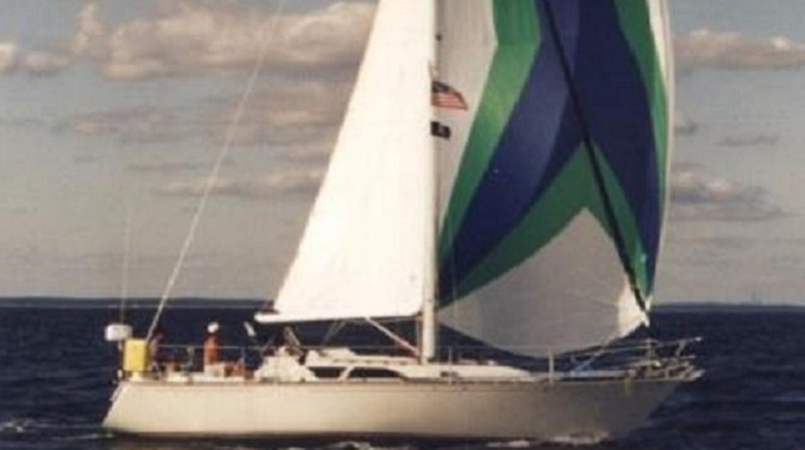 TAZ Sailing 1 1987 C & C Yachts Mark III Cruising Sailboat 2821900