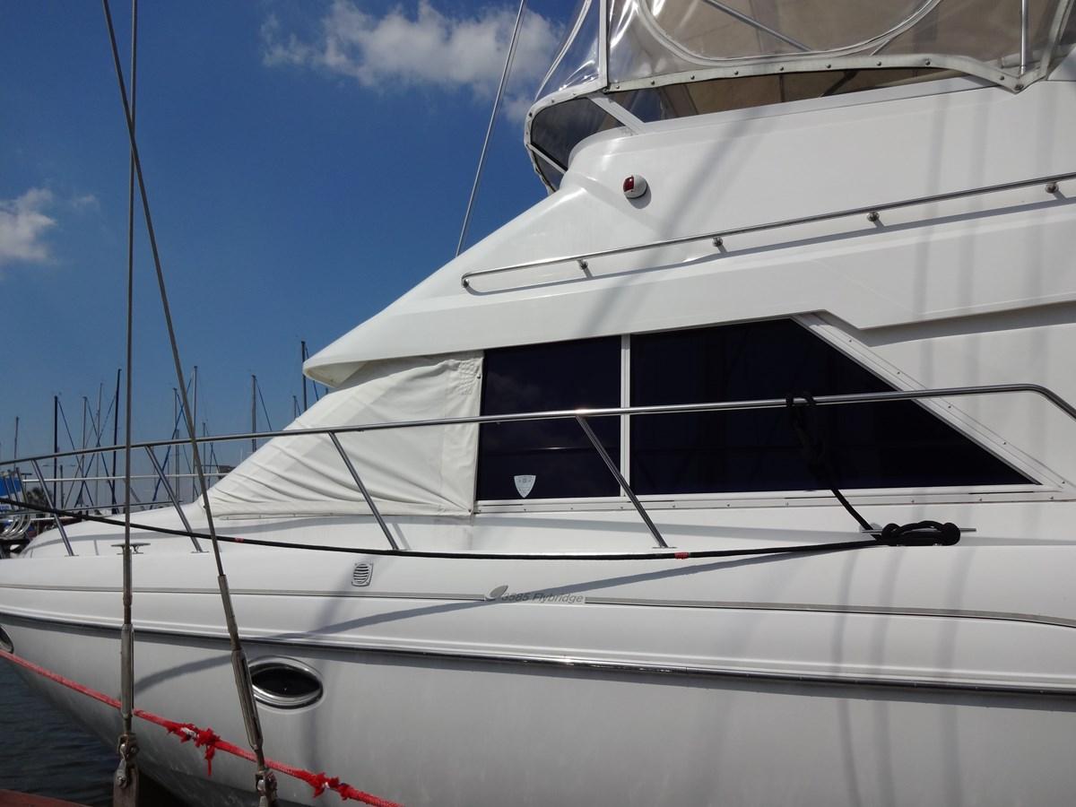 3585 Cruisers Yacht Lee's Ur Tyme 144 1998 Cruisers Yachts 35 Motor Yacht 2817621
