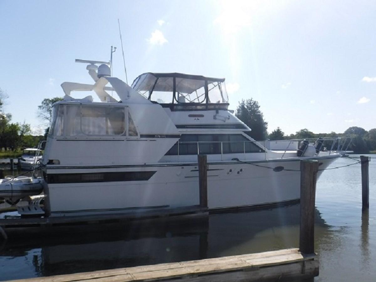 1. HiRezProfile 1989 CARVER Californian 45 Motor Yacht Motor Yacht 2819366