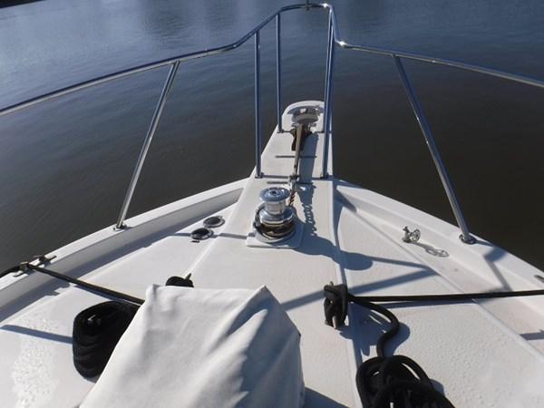 8.Pulpit 1989 CARVER Californian 45 Motor Yacht Motor Yacht 2819374