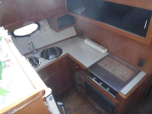 22.Galley 1989 CARVER Californian 45 Motor Yacht Motor Yacht 2819388