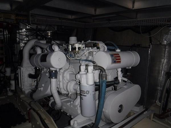 35.port Engine 1989 CARVER Californian 45 Motor Yacht Motor Yacht 2819401