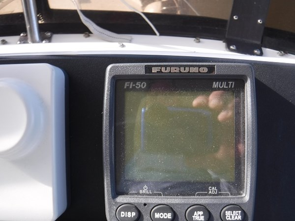 42.electronics1 1989 CARVER Californian 45 Motor Yacht Motor Yacht 2819408