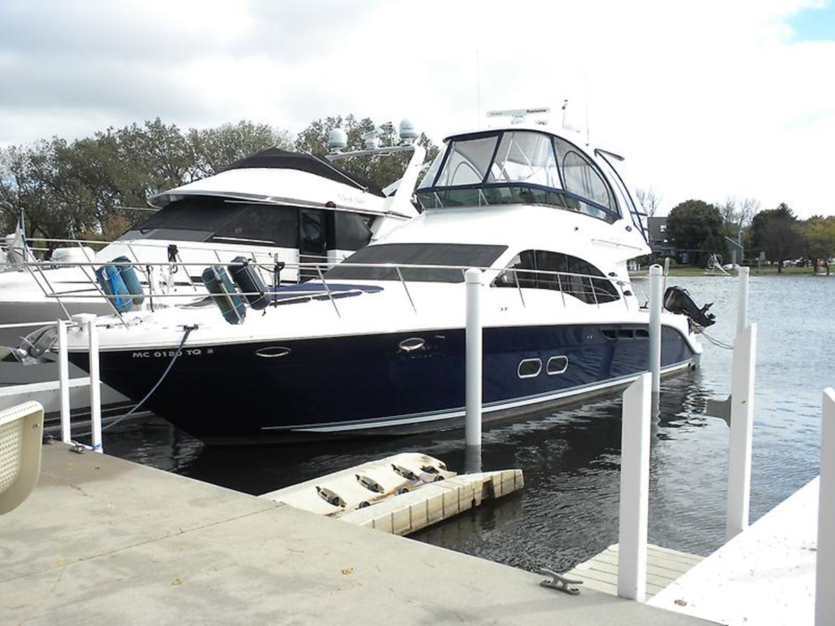 97 2006 SEA RAY Sedan Bridge Motor Yacht 2819804