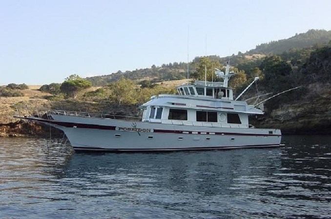"1 1971 WILLARD ""65"" Pilothouse Motor Yacht 2819805"