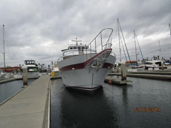"3 1971 WILLARD ""65"" Pilothouse Motor Yacht 2819808"