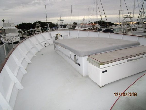 "13 1971 WILLARD ""65"" Pilothouse Motor Yacht 2819818"
