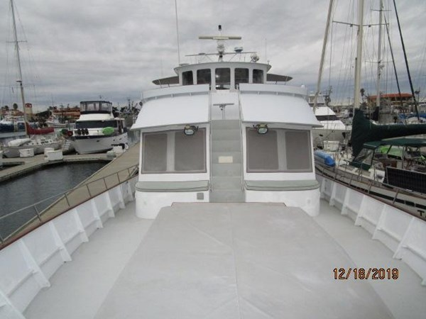 "14 1971 WILLARD ""65"" Pilothouse Motor Yacht 2819819"