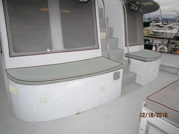 "16 1971 WILLARD ""65"" Pilothouse Motor Yacht 2819821"