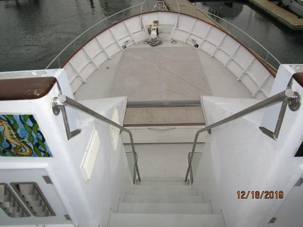 "32 1971 WILLARD ""65"" Pilothouse Motor Yacht 2819837"