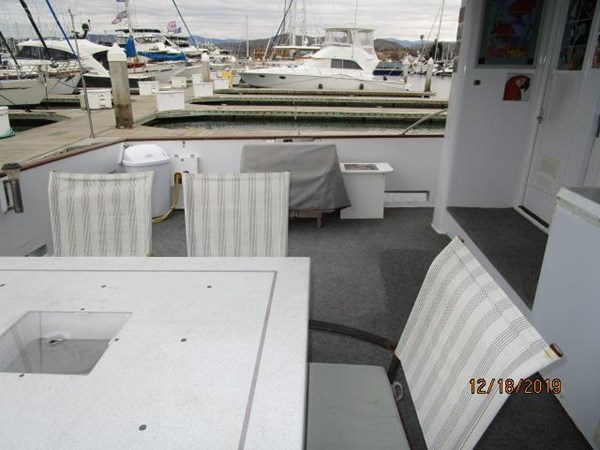 "34 1971 WILLARD ""65"" Pilothouse Motor Yacht 2819839"