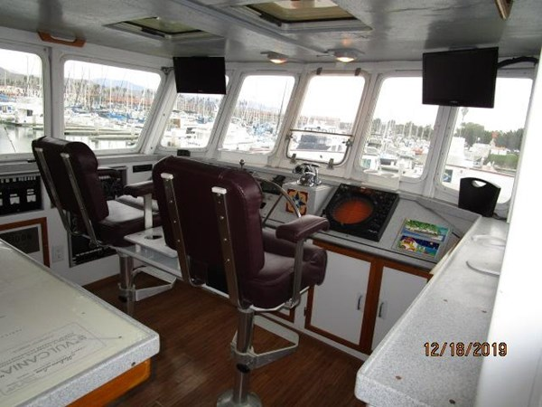 "57 1971 WILLARD ""65"" Pilothouse Motor Yacht 2819862"