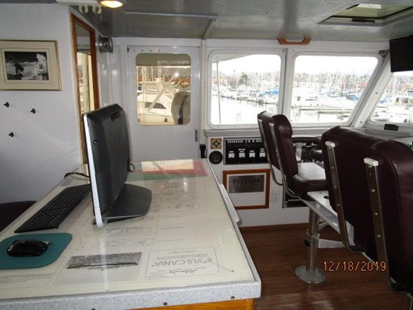 "58 1971 WILLARD ""65"" Pilothouse Motor Yacht 2819863"