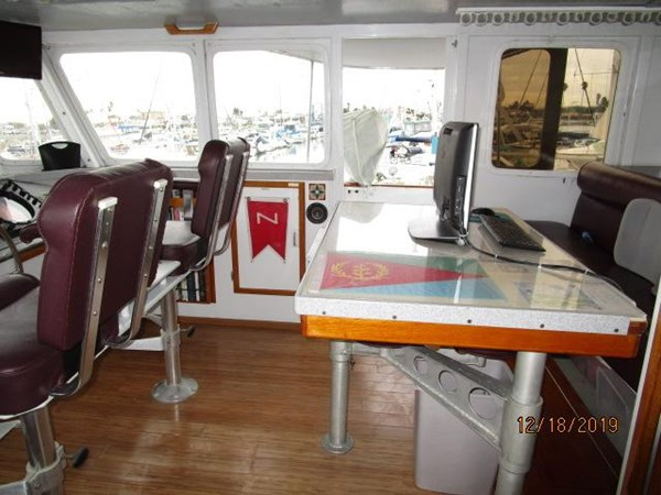 "59 1971 WILLARD ""65"" Pilothouse Motor Yacht 2819864"