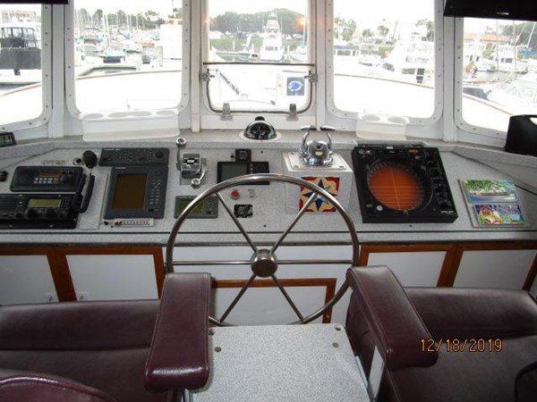 "60 1971 WILLARD ""65"" Pilothouse Motor Yacht 2819865"