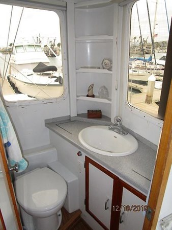 "64 1971 WILLARD ""65"" Pilothouse Motor Yacht 2819869"