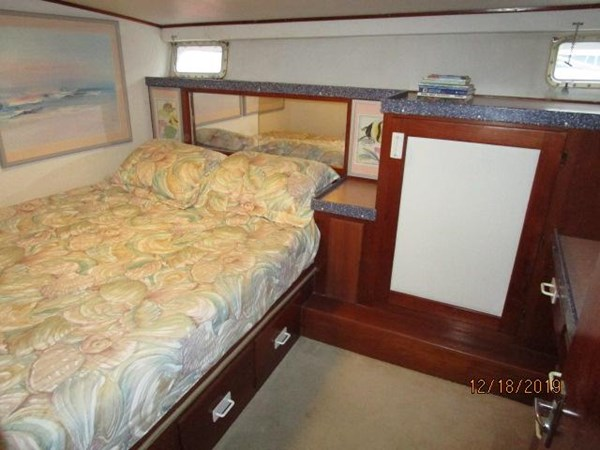 "73 1971 WILLARD ""65"" Pilothouse Motor Yacht 2819878"