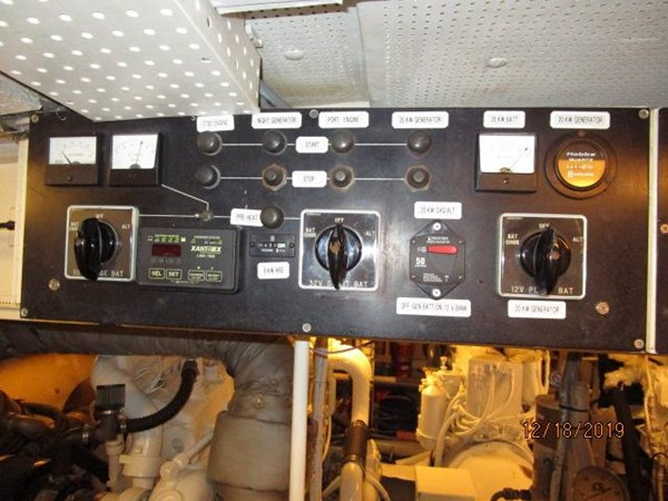 "79 1971 WILLARD ""65"" Pilothouse Motor Yacht 2819884"