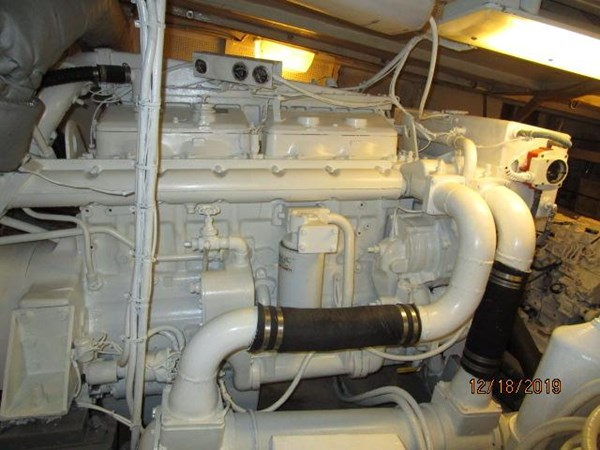 "84 1971 WILLARD ""65"" Pilothouse Motor Yacht 2819889"