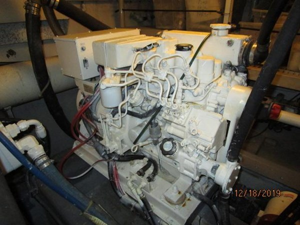 "94 1971 WILLARD ""65"" Pilothouse Motor Yacht 2819899"