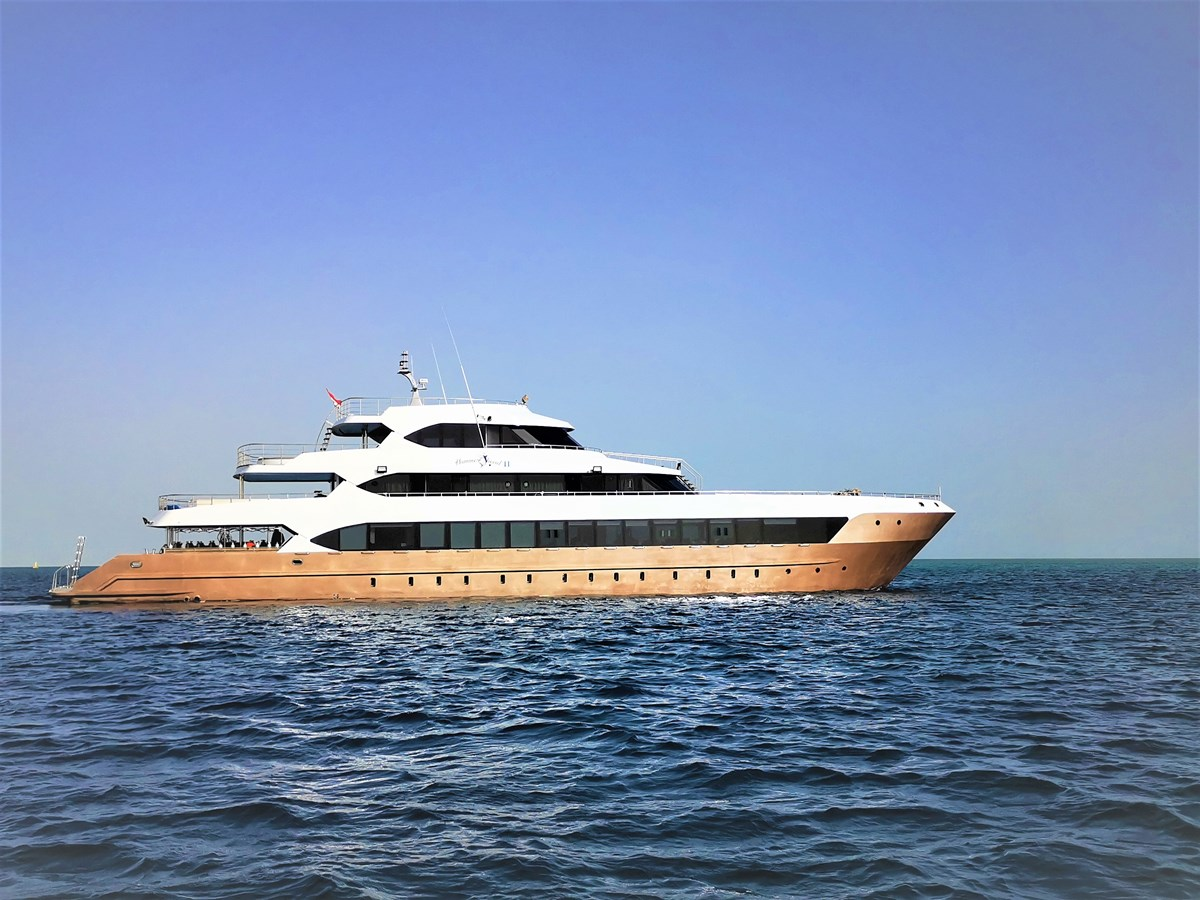 HHII yacht for sale