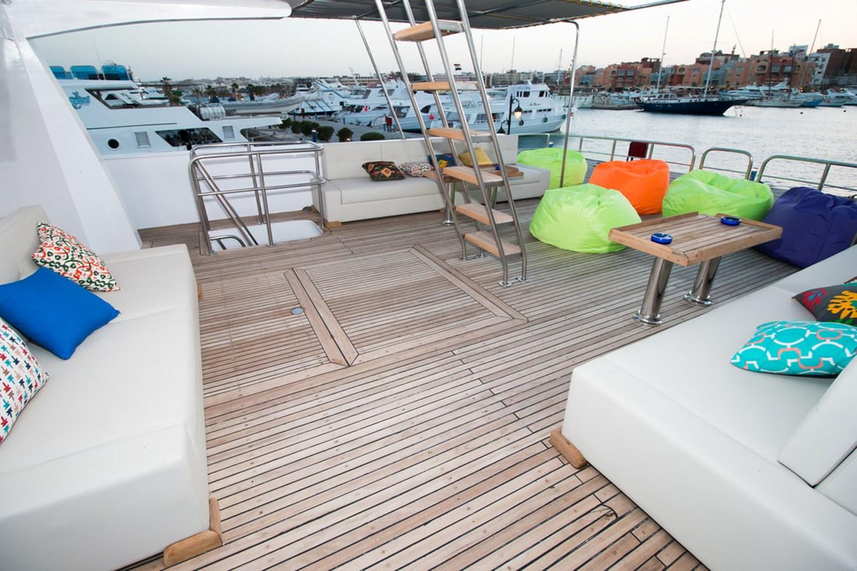 2015 CUSTOM  Motor Yacht 2820538