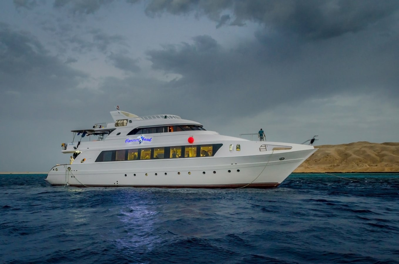 HHI yacht for sale