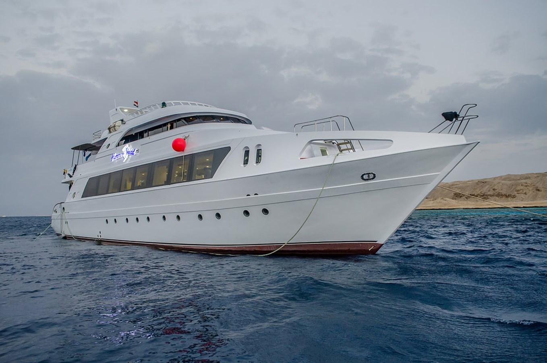 2015 CUSTOM  Motor Yacht 2820544