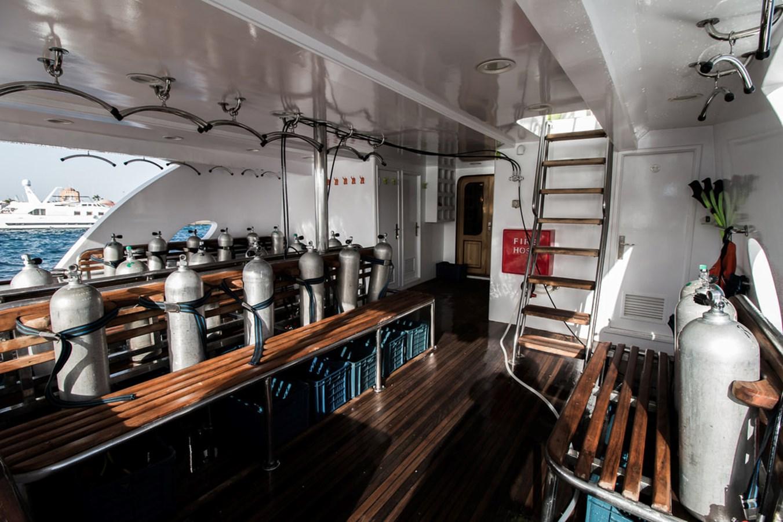 2015 CUSTOM  Motor Yacht 2820545