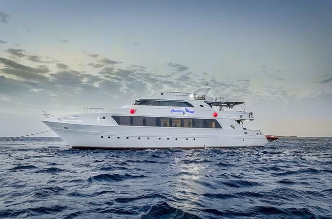 CUSTOM HHI Yacht for Sale