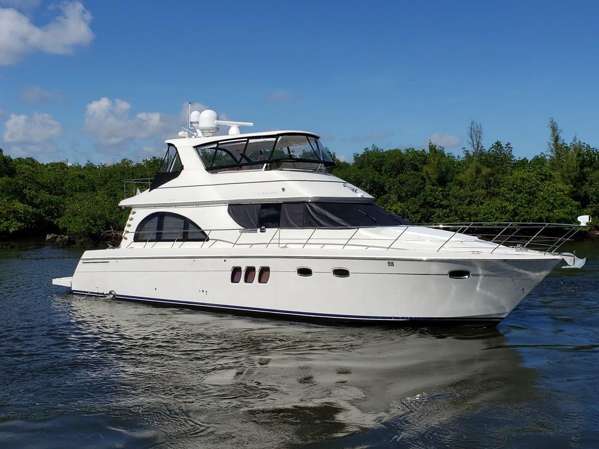 20191028_142702_resized 2008 CARVER Voyager Motor Yacht 2824150