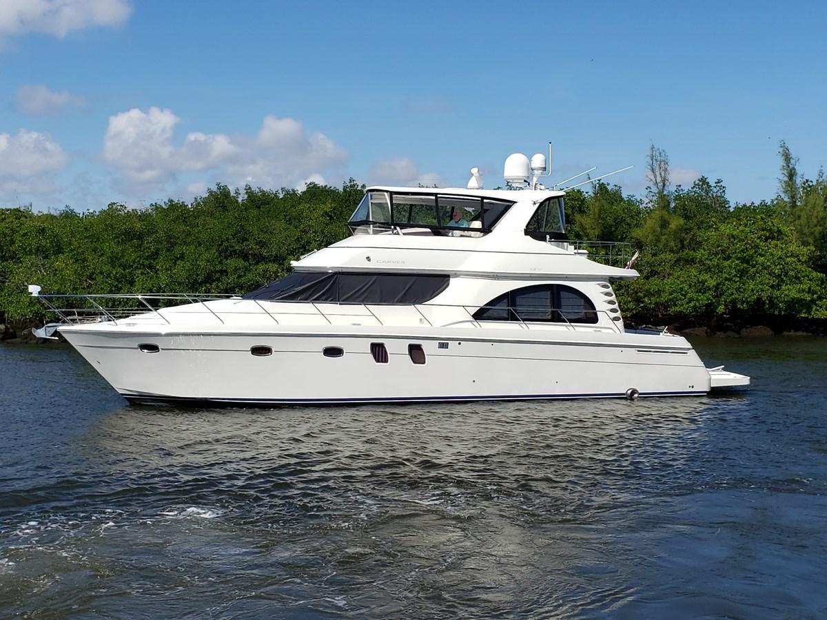 20191028_142635_resized 2008 CARVER Voyager Motor Yacht 2824151