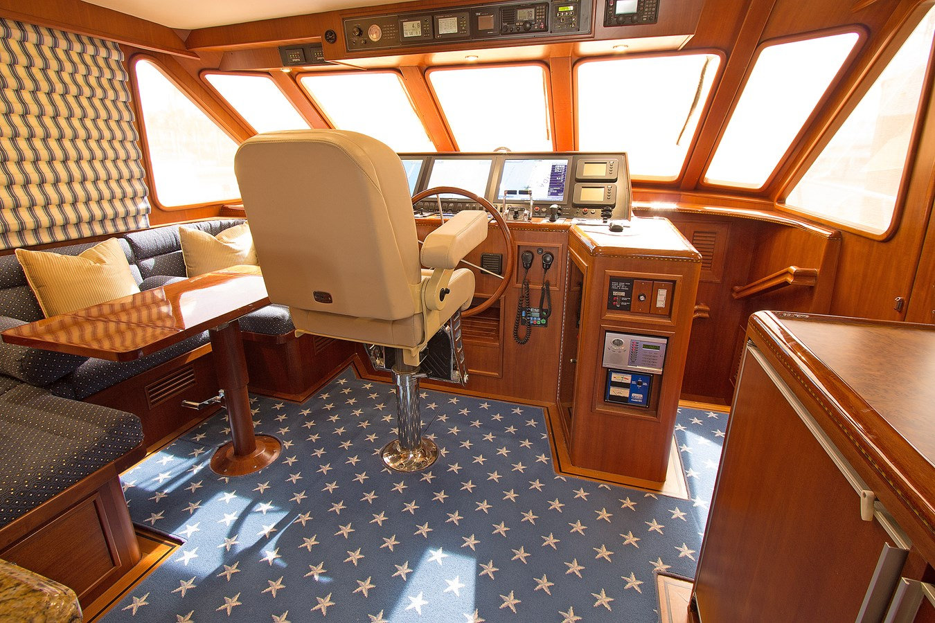 Pilothouse 2008 OFFSHORE YACHTS Flushdeck Motor Yacht 2824663