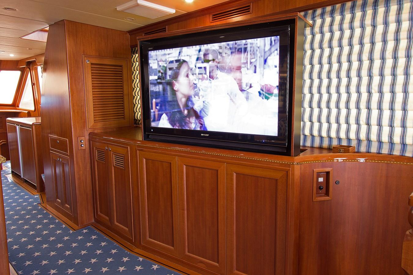 Salon TV 2008 OFFSHORE YACHTS Flushdeck Motor Yacht 2824759