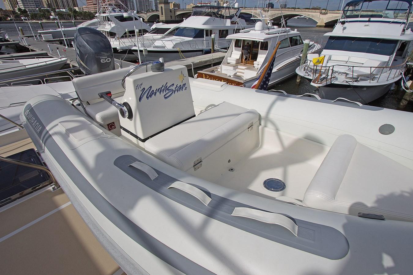 Tender 2008 OFFSHORE YACHTS Flushdeck Motor Yacht 2825315