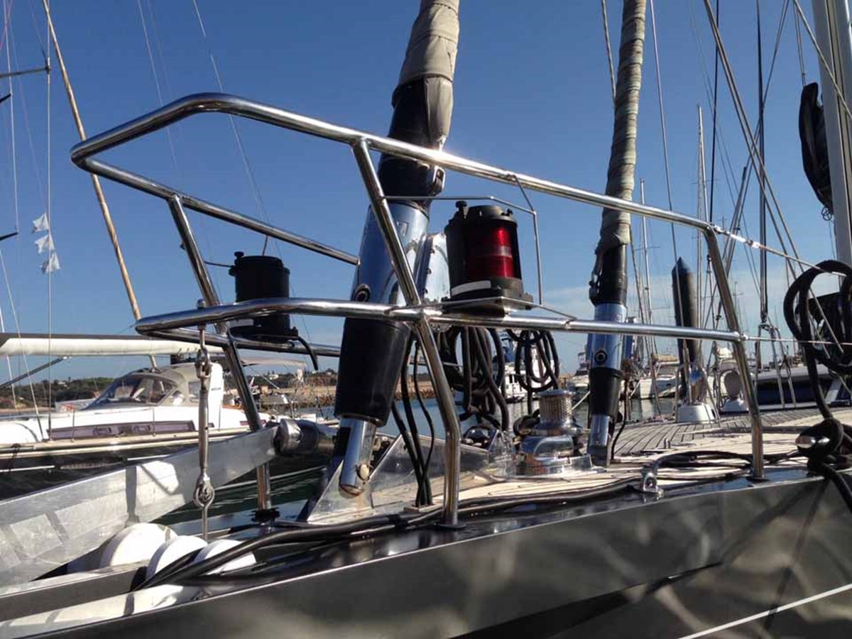 garcia-75-32 2009 CHANTIERS NAVALS GARCIA Garcia 75 Cruising Sailboat 2825871