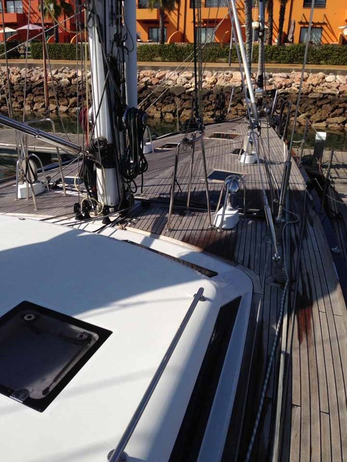 garcia-75-33 2009 CHANTIERS NAVALS GARCIA Garcia 75 Cruising Sailboat 2825872