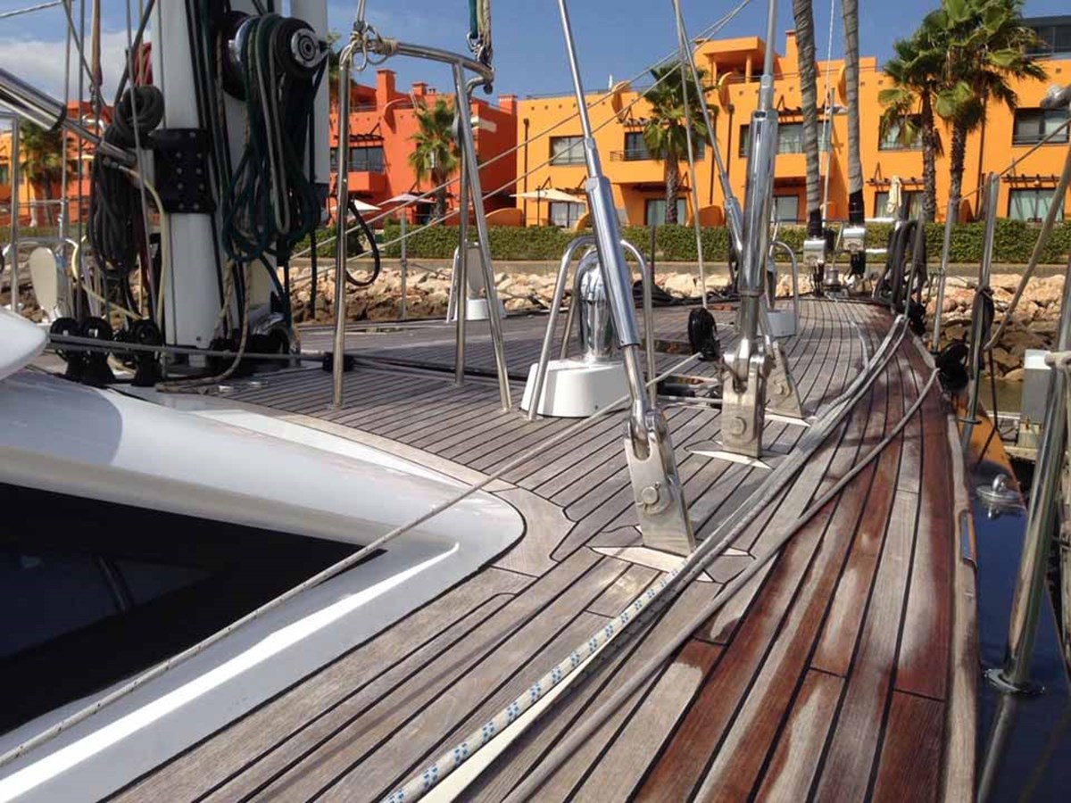 garcia-75-34 2009 CHANTIERS NAVALS GARCIA Garcia 75 Cruising Sailboat 2825873