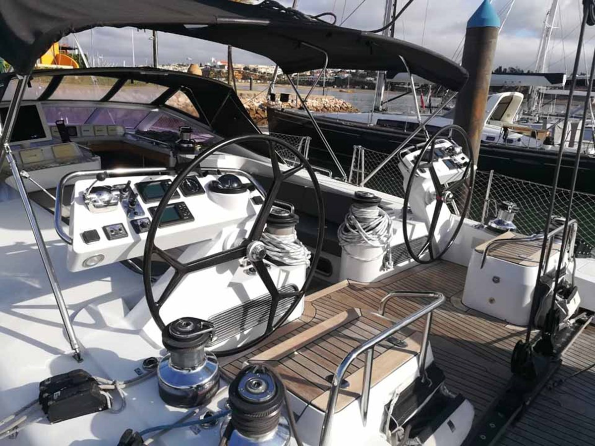 garcia-75-37 2009 CHANTIERS NAVALS GARCIA Garcia 75 Cruising Sailboat 2825876